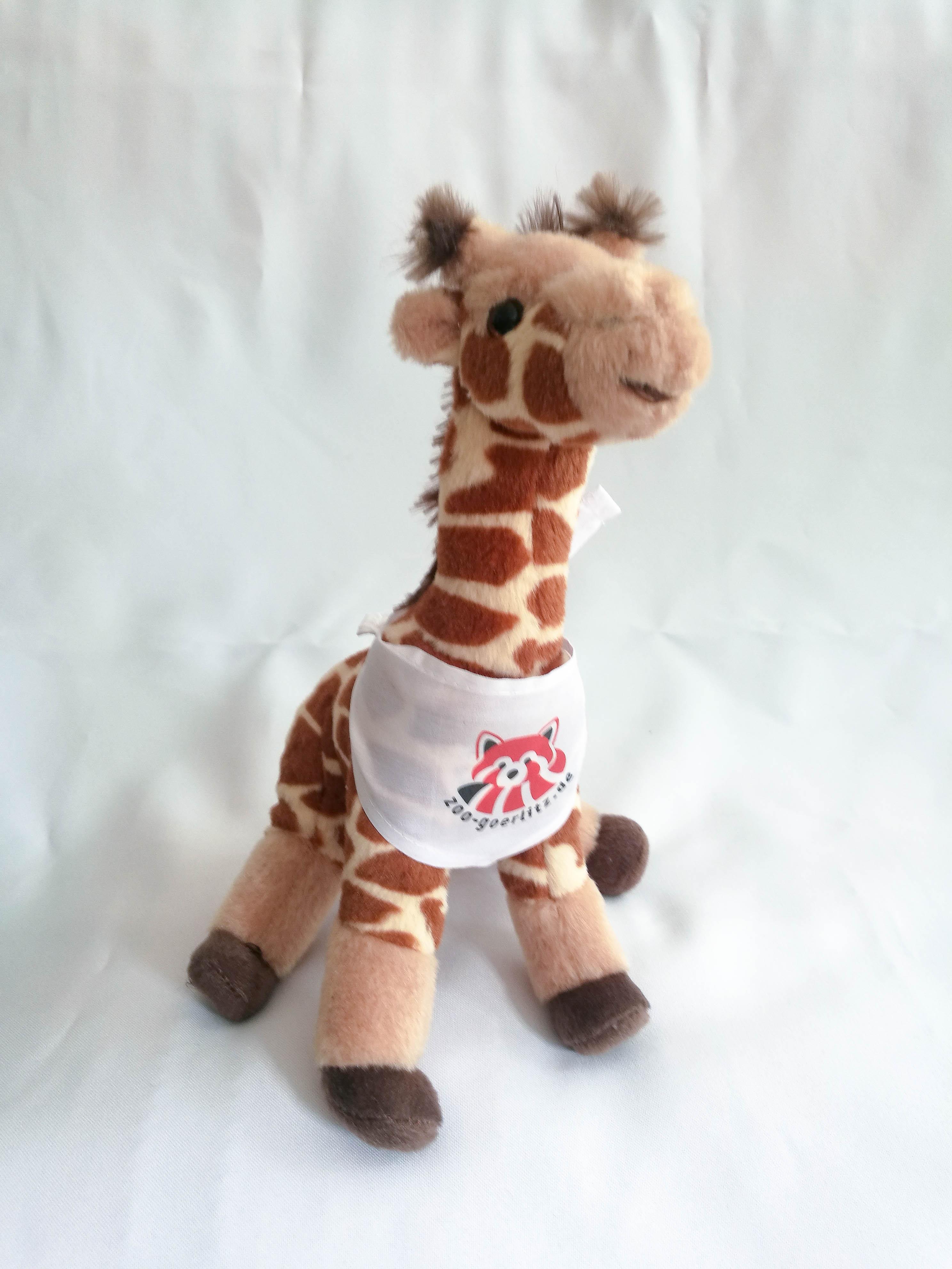 Plüschtier Kleine Giraffe