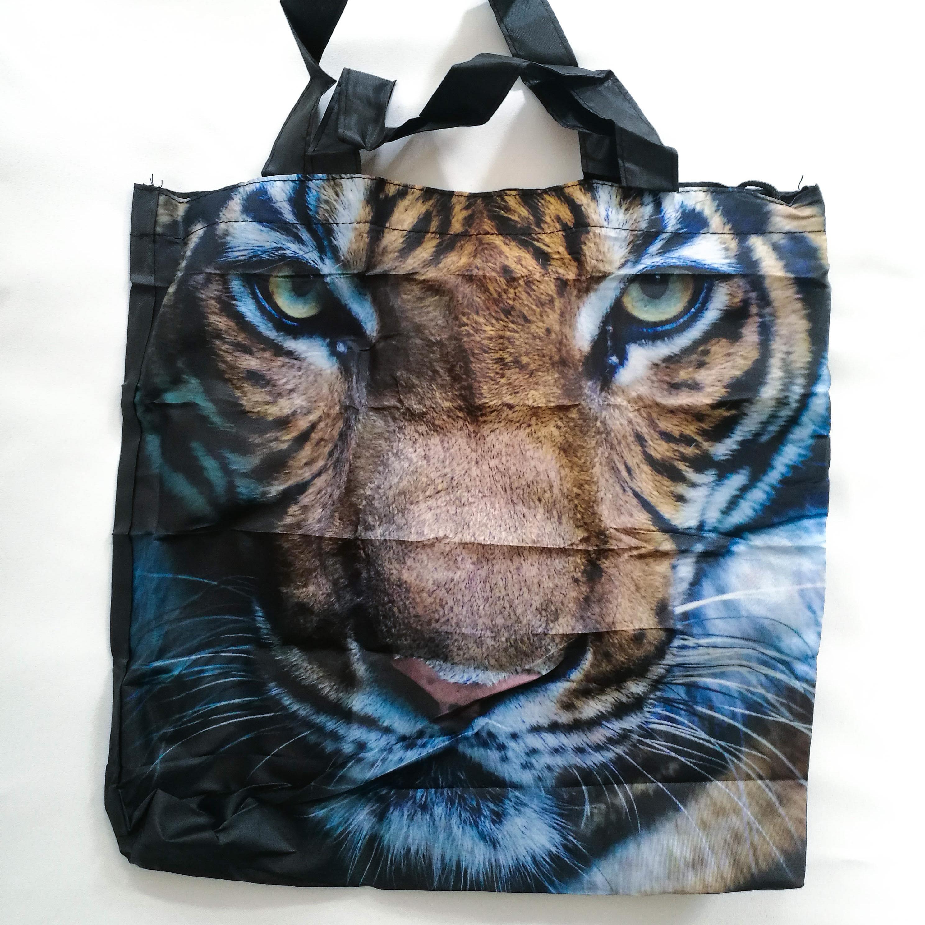 Tierisch kleine Tasche: Tiger