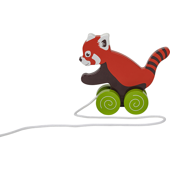 "Nachziehtier ""Roter Panda"""