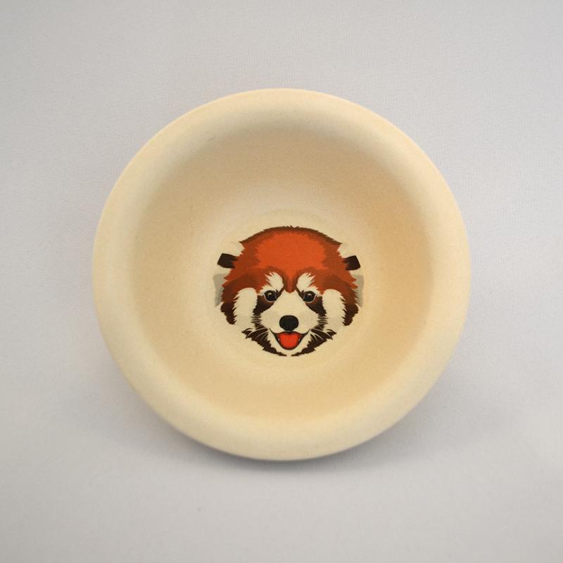 Schüssel Roter Panda
