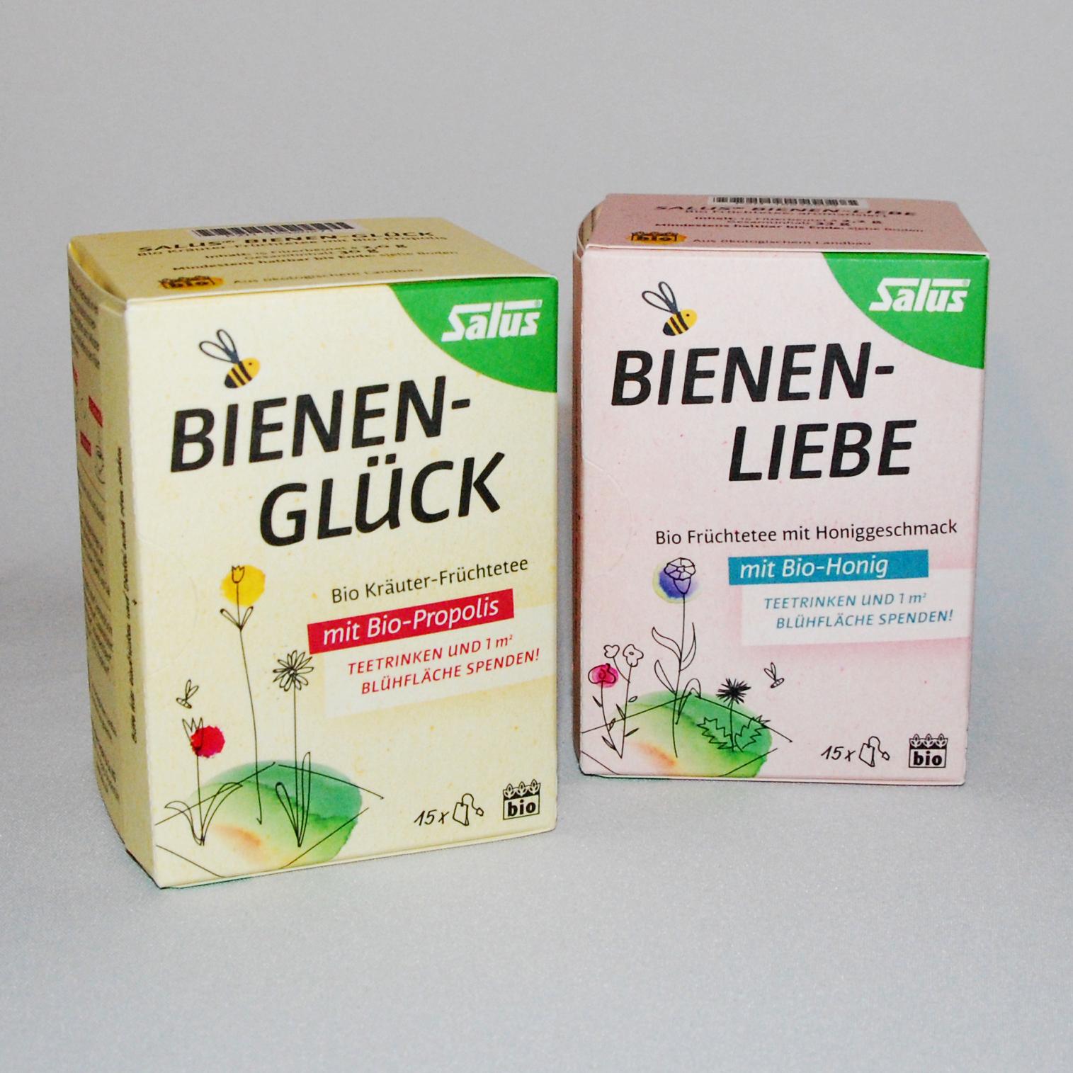 """Tee """"Bienen-Glück"""""""