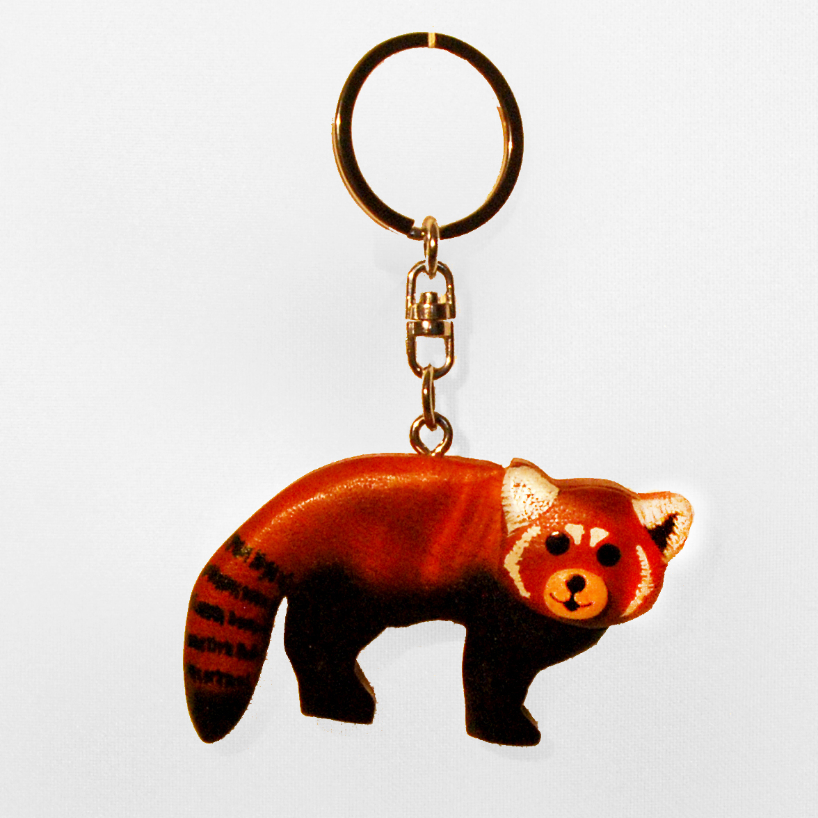 Schlüsselanhänger Roter Panda