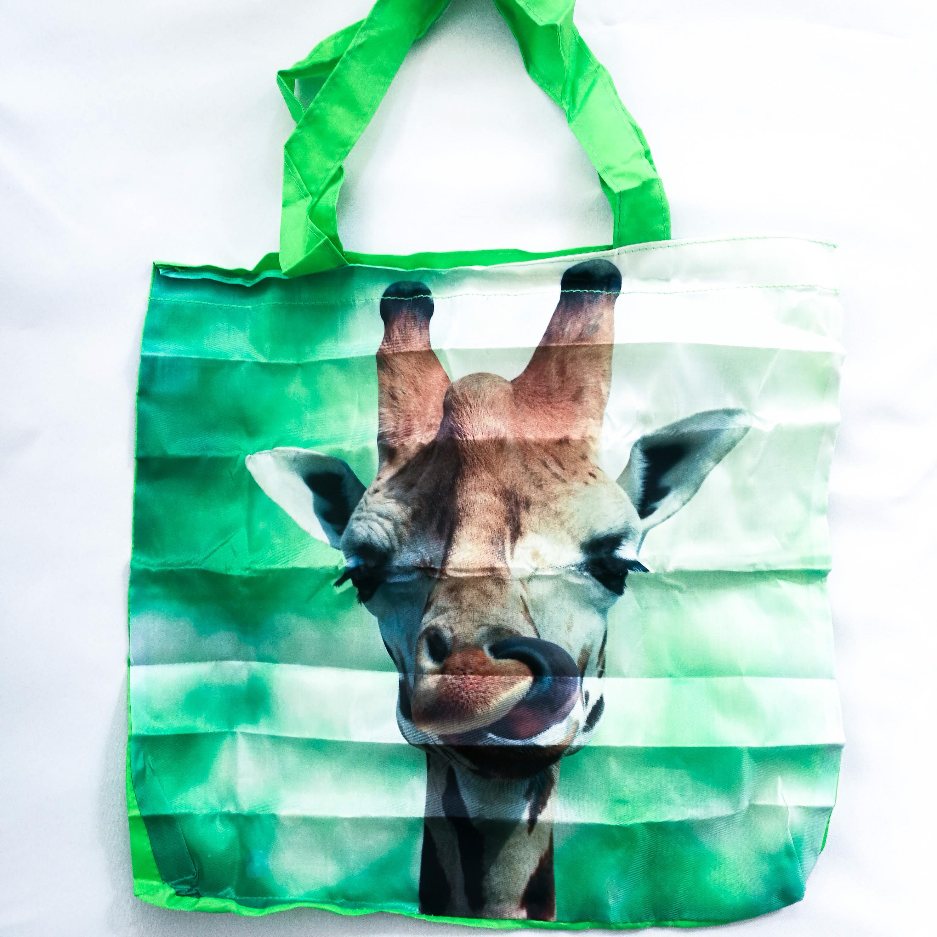 Tierisch kleine Tasche: Giraffe