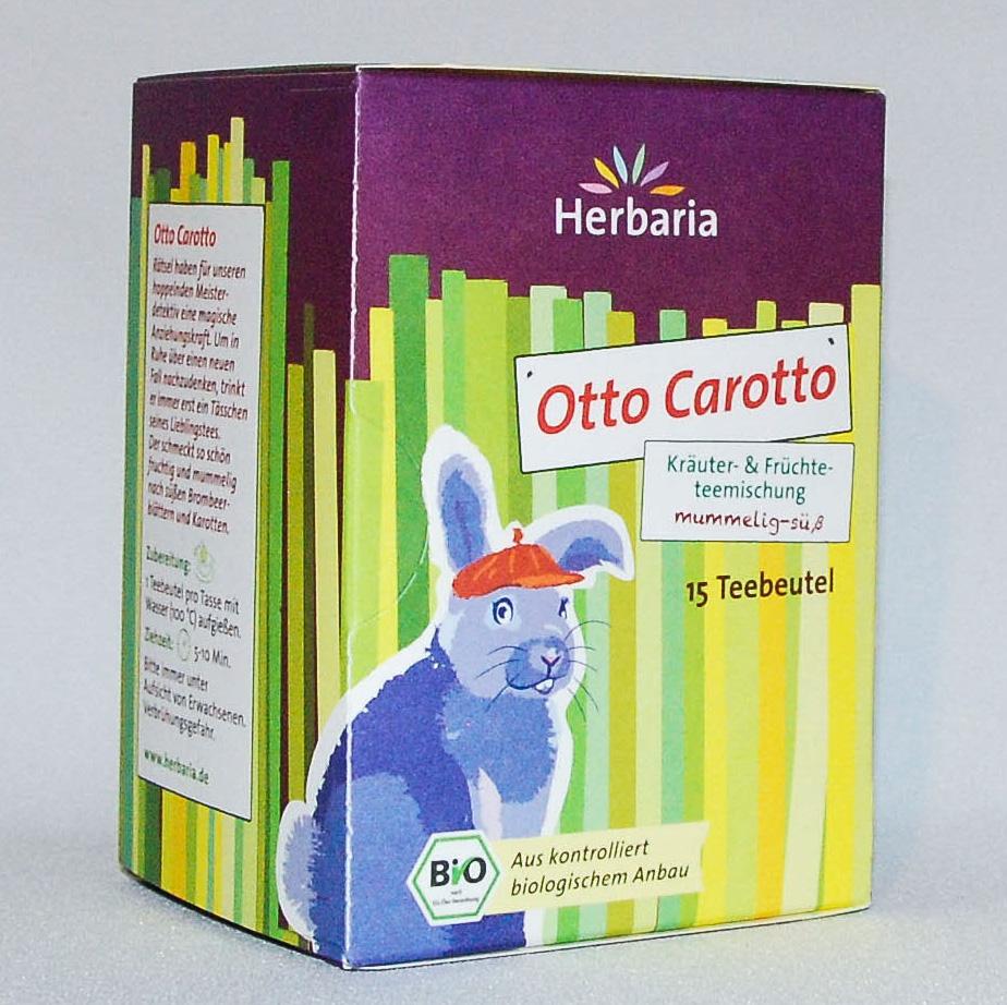 """Tee """"Otto Carotto"""" - mummelig-süß"""