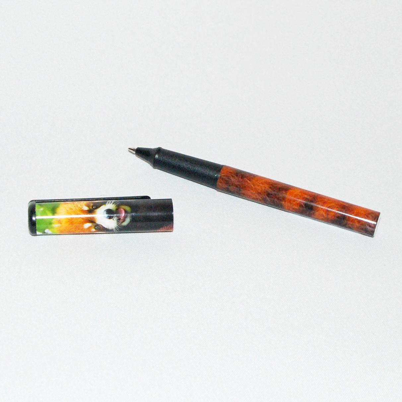 Kugelschreiber Roter Panda
