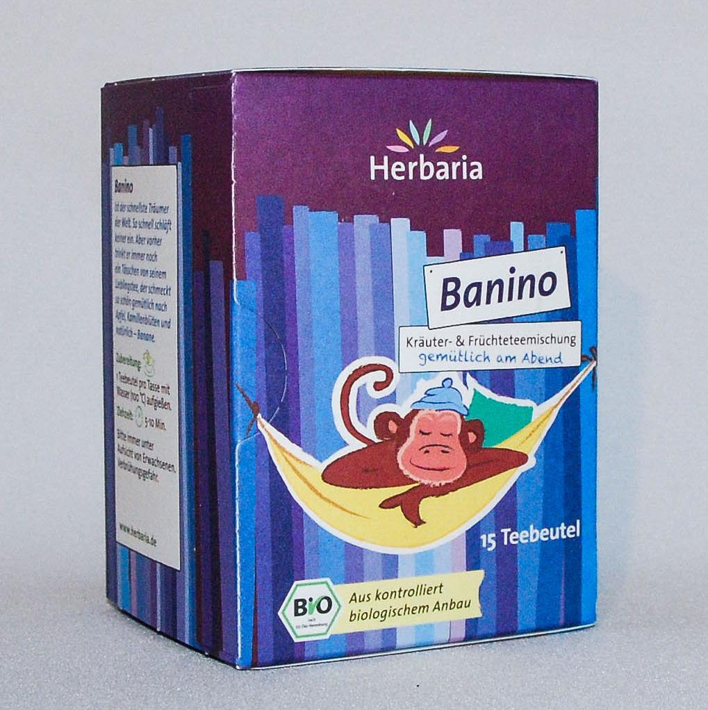 """Tee """"Banino"""" - gemütlich am Abend"""
