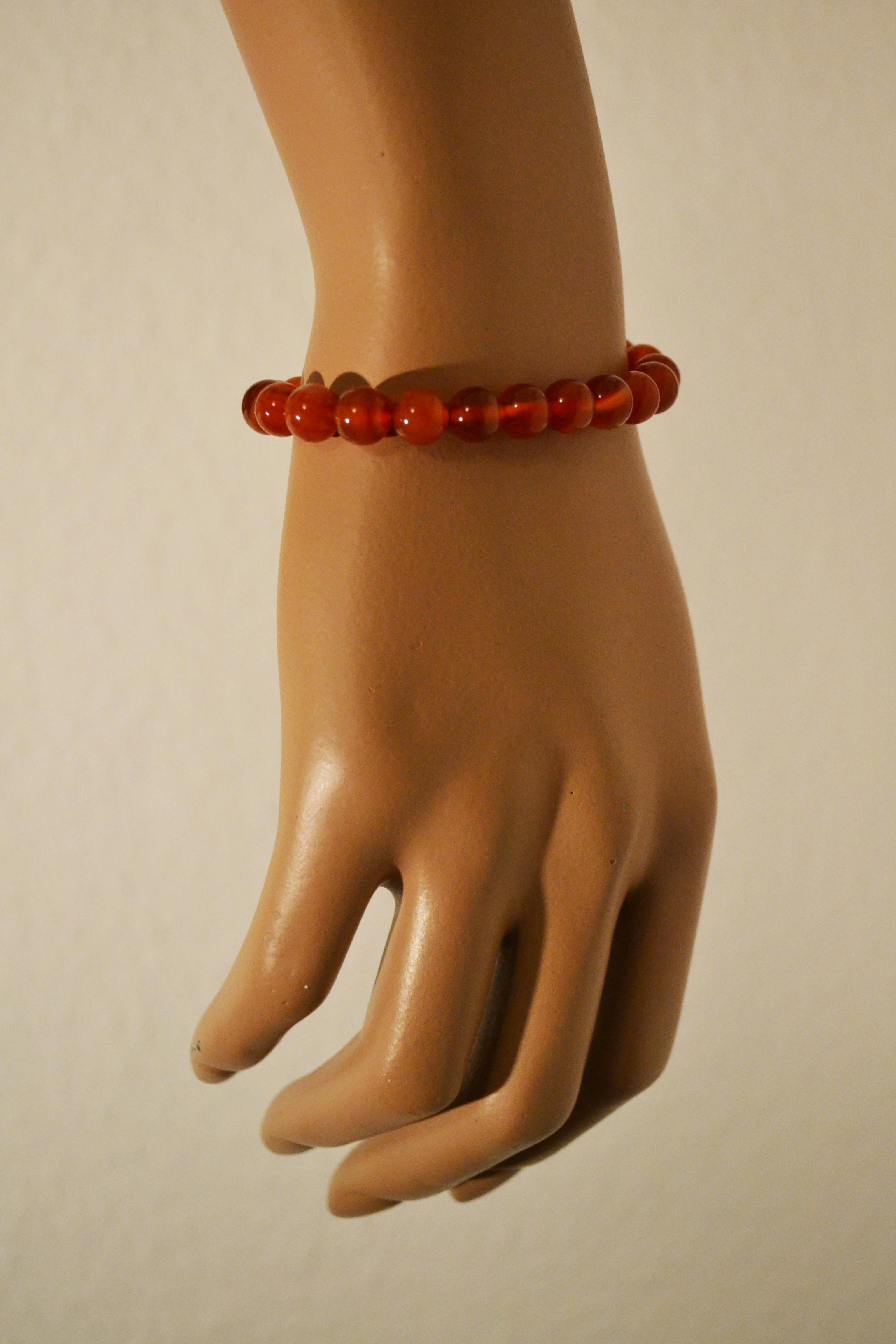 Power Armband rot