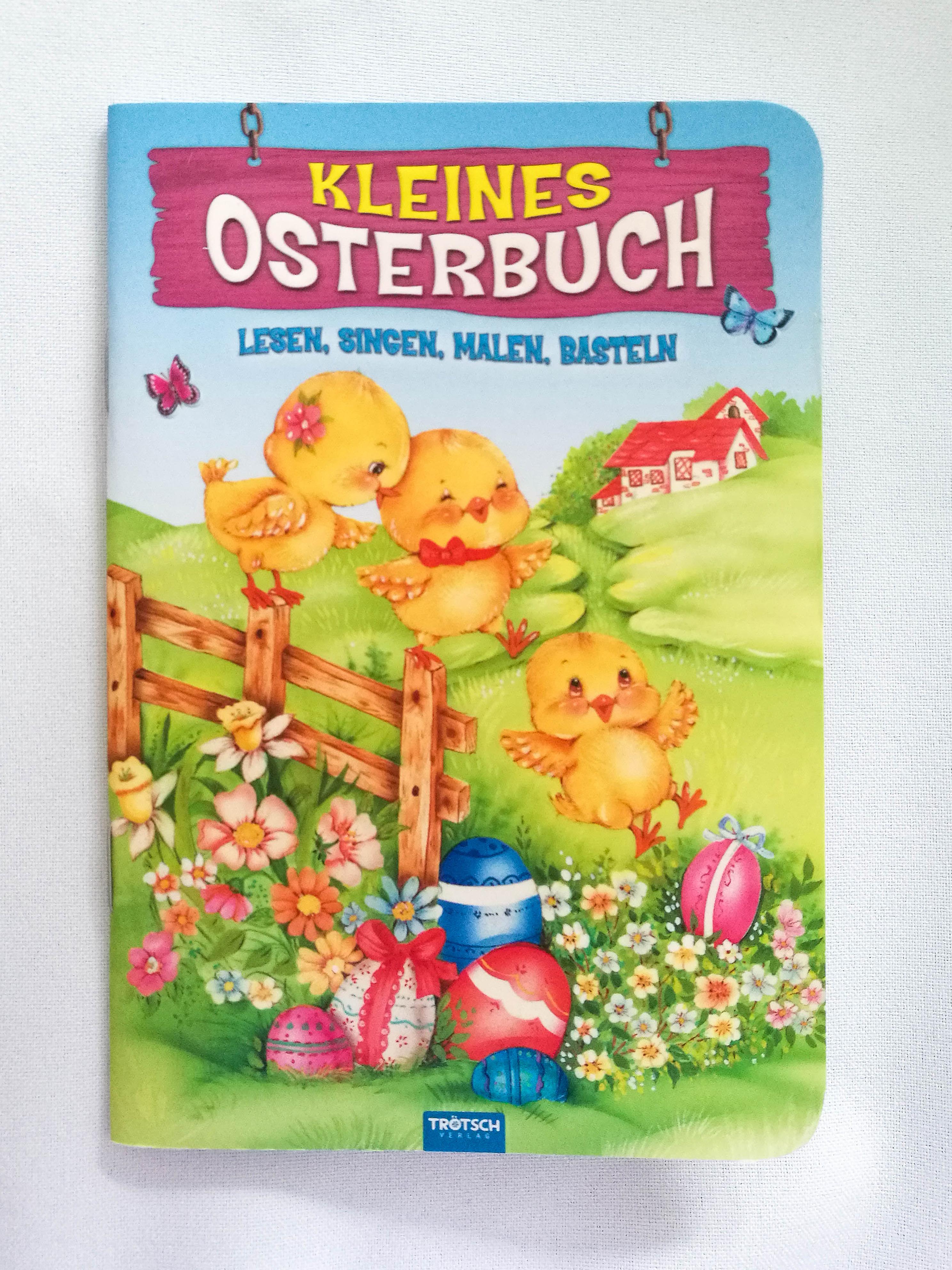 Kleines Osterbuch